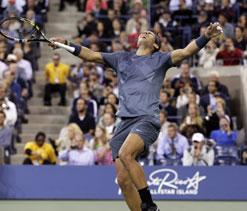 Nadal and Williams raise the bar sky high