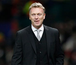 Vidic must earn his place, says David Moyes