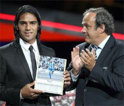 Falcao to return to Monaco squad, says Ranieri