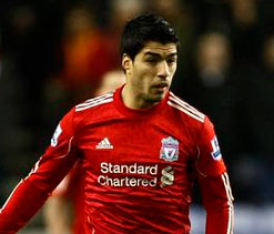 Suarez has matured since biting ban, says Rodgers