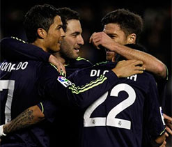 Real Madrid, Atletico into Cup last 16