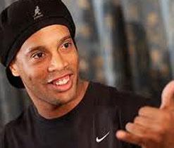 Ronaldinho set for return