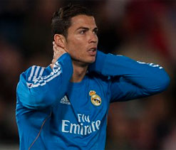 Ronaldo injury free and ready to return to action
