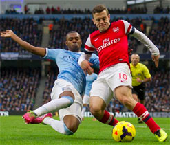 Wilshere must learn to cope with abuse, claims Dyke