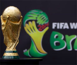 FIFA World Cup Trophy to reach Kolkata on Sunday