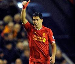 Proud Suarez commits to Liverpool