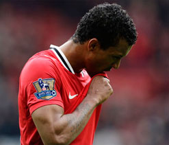 Nani out for