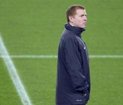 Celtic manager Neil Lennon fears Celtic duo set for exit