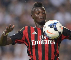 Milan set to loan Niang to Montpellier