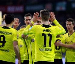 Agony for title-chasing Bayer Leverkusen, Borussia Dortmund