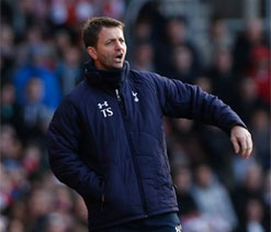 Tim Sherwood feeling honoured at being appointed Tottenham`s new head coach