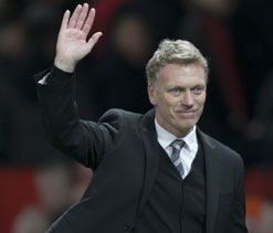 United primed for fixture frenzy, says Moyes