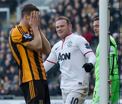 Manchester United into top six with fightback at Hull