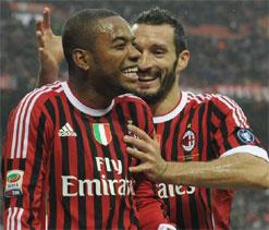 Santos, Milan resume Robinho talks
