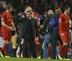 Liverpool contenders despite City defeat, says Rodgers