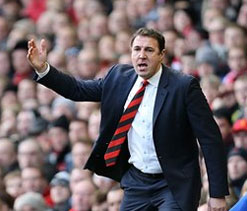Southampton give Mackay reality check
