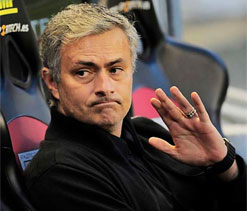 Mourinho rules out Chelsea, Arsenal from Premier League title race