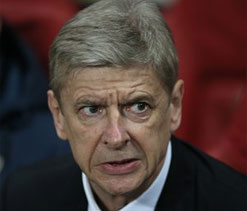 Rotation vital for Arsenal`s title bid, says Arsene Wenger
