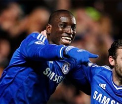 Demba Ba backed to play key Chelsea role