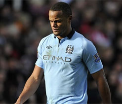 Kompany in line for City return at West Brom