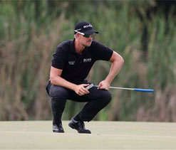 Stenson wary of wrist injury risk ahead of Nedbank Challenge