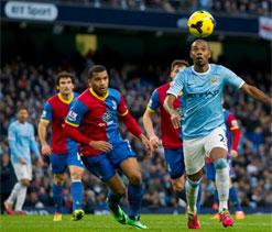 Manchester City`s win over Crystal Palace `massive`, says Kompany