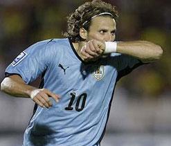 Diego Forlan on Botafogo radar