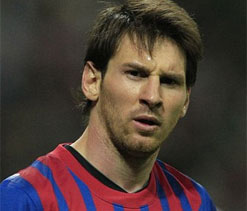 Injury-free 2014 top of Messi`s wish list