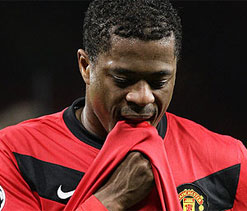 Hungry Man United eye title charge: Patrice Evra