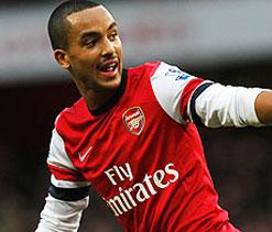 Arsenal title bid on firm ground: Theo Walcott