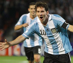 Messi in good spirits and recovering well, says Sabella