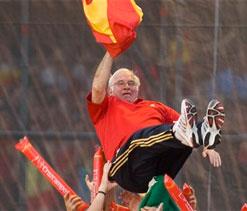 Euro-winning Spanish coach Aragones retires