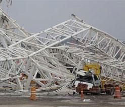 Sao Paulo accident venue ready mid-April: FIFA