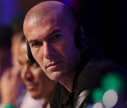 Play tough opponents early in World Cup, say Zidane