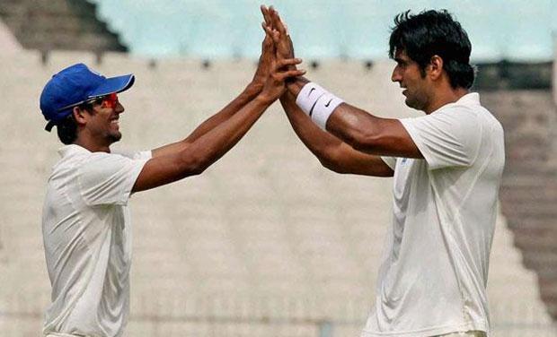 Pankaj Singh's five-wicket haul gives Rajasthan upper hand against MP