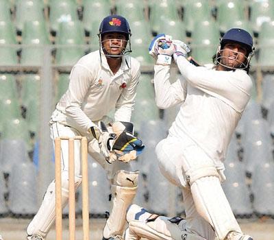 Ranji Trophy: Saurabh Tiwary hits double ton as Jharkhand dominate Mumbai