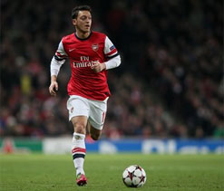 Ozil calls move to Arsenal from Real Madrid `perfect step for career`