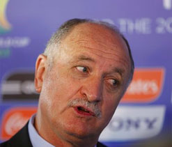Brazil fired up but not complacent - Scolari