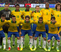 Brazil already eyeing last 16 after favourable draw
