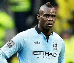 Balotelli fends off `zombie attack` in `new` promotional clip