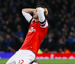 Arsenal face Spurs in FA Cup third round