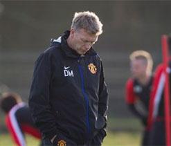Moyes admits life tough at Man United