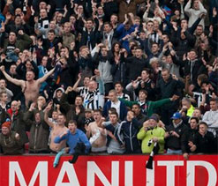 Fan commits suicide in Kenya after Man Utd lose to Newcastle