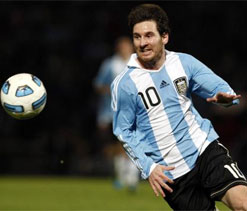 Iranians troll Messi, Brazilian model on Facebook