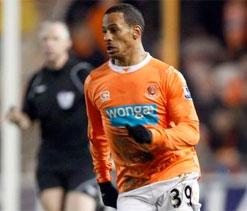 Blackburn striker Campbell arrested in match-fixing probe