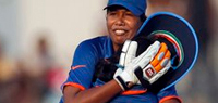 ICC Women's World Cup 2013: Kamini`s ton sets up big win for India