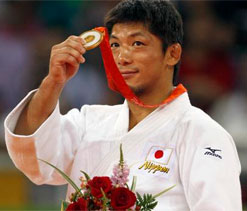 Japan`s Olympic champion jailed for rape