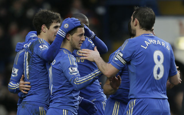Lampard, Hazard score as Chelsea beat Wigan Athletic