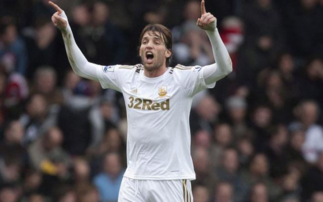 Michu strikes twice as Swansea punish QPR