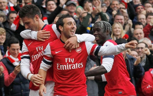 10-man Arsenal overcome scorching Sunderland
